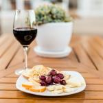 Daily Wine & Cheese Service