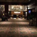 The Adolphus Lobby