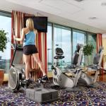 Fitness Center free 24h