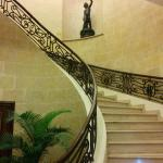 Staircase in Lobby