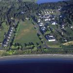 Fort Worden was originally designed as a military base to protect Puget Sound