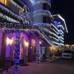 Front of the Bavarian Lodge 2-20-15