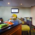 Complimentary Evening Managers Reception Mon-Fri 5:30-7:30pm