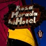 Rosa Morada Hotel Bed & Breakfast Foto