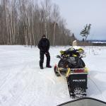 More beautiful groomed trails