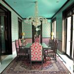 The Maharani Suite Private Dining Room