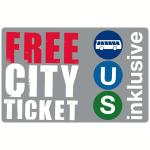 Free City Ticket