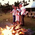 Mallows at sundown!