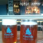 Best beer ever - Einstok White Ale aka 'butterbeer'