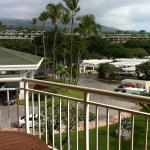 Lanai view from room 5107