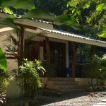 Beautiful jungle cabinas steps away from the beach!