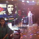 Band Area Cafe Cubana