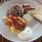 nica eggs, the breakfast that fills you up
