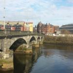 Foto de Holiday Inn Express Glasgow City Centre Riverside