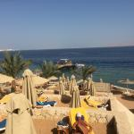 Xperience Sea Breeze, Sharm el Sheikh - view out to jetty and sea