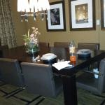 Living/Dining Room - Presidential Suite