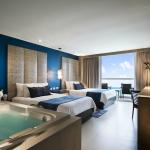 Deluxe Platinum room in Hard Rock Hotel Cancun