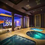 Hydrotherapy at Heaven section adults only in Hard Rock Hotel Riviera Maya