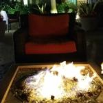 Very pleasant outdoor area to relax in