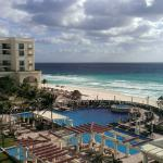 Marriott CasaMagna Cancun pool is amazing