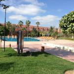 Palm Plaza Marrakech Hotel & Spa outside swimming pool