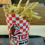 Ted's Jumbo Red Hots Incorporated