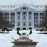 Winter at The Greenbrier