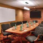Oak Board Room