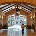 Gaylord Texan Entry Foyer