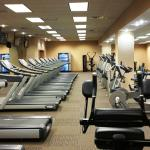 Fitness Center (Cardio Section)