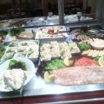 tres appettissants les buffets