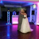 1st Dance with both rooms opened up