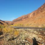 On the banks of the Colorado River, Moab, UT
