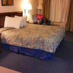 Foto Days Inn and Suites Savannah Gateway