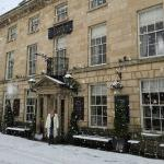 Snow at the Royal Hotel - lovely stay