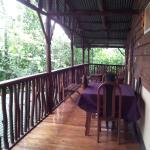 Chilamate Rainforest Eco Retreat resmi