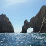 Lover's Beach - The Arch