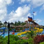 Water park...meant for toddlers