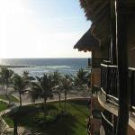 View from 3rd floor room - Yucatan side