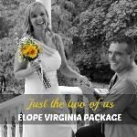 Elopement packages visit our website for details!