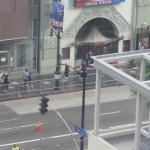 View from Room, Walk of Fame