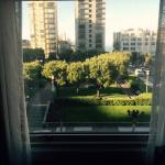 park view from room