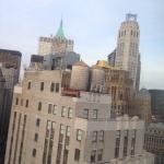 Doubletree Hotel New York City-Financial District Foto