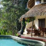 Las Nubes Natural Energy Resort resmi