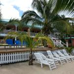 Always enough lounge chairs.