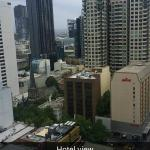 Rydges Melbourne 22nd Floor View