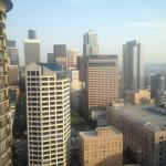 view of the city of Seattle, this is a fantastic location!