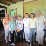 Our group with Johnathon, the General Manager