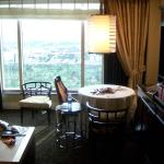 Our suite - view of golf course