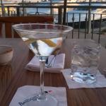 Cocktails at Waterline